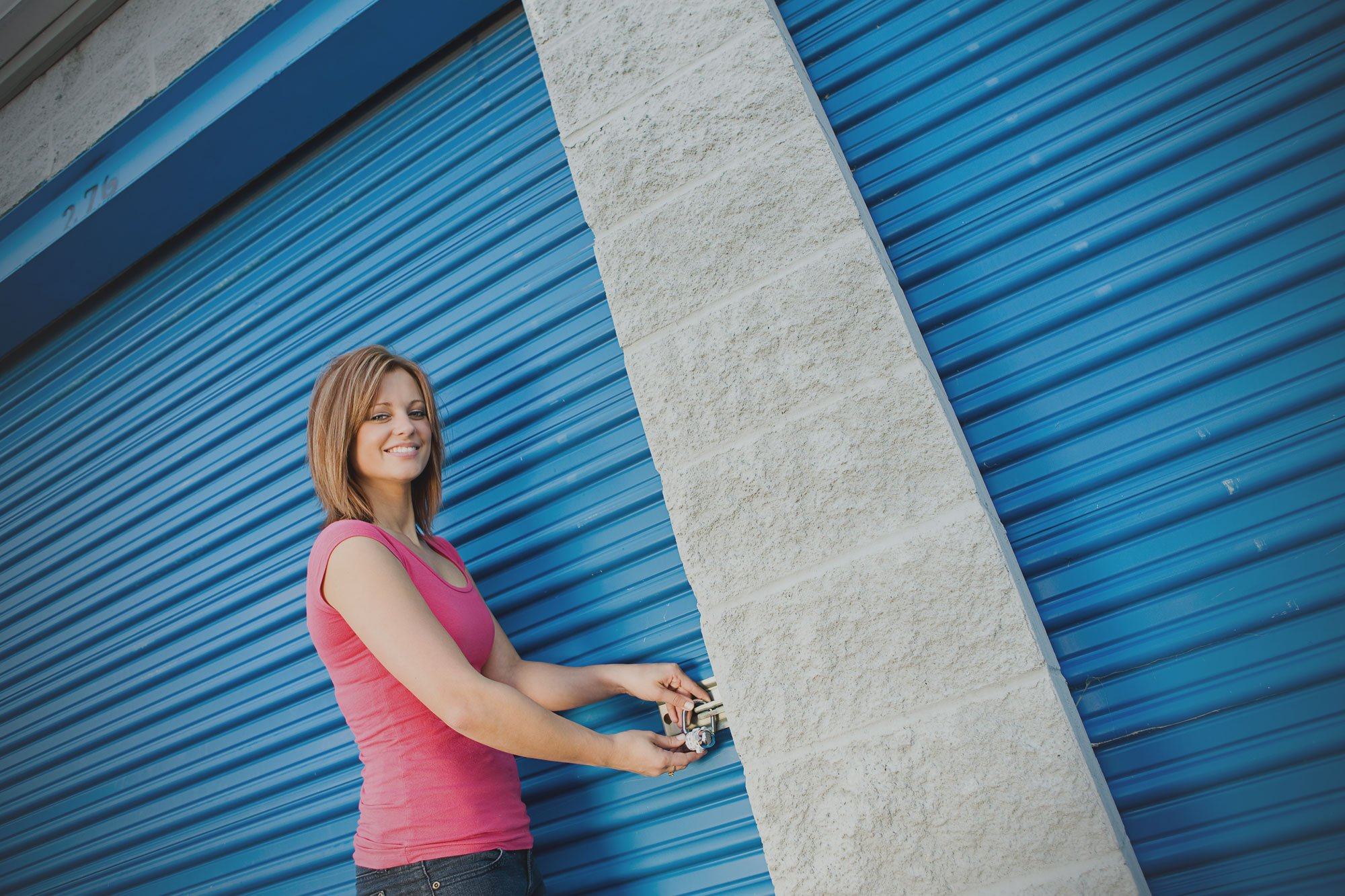 Making Self-Storage space work for you